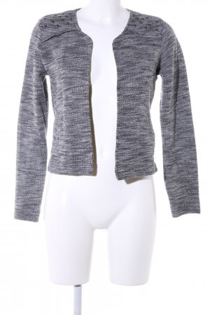 Only Sweatblazer hellgrau meliert Casual-Look