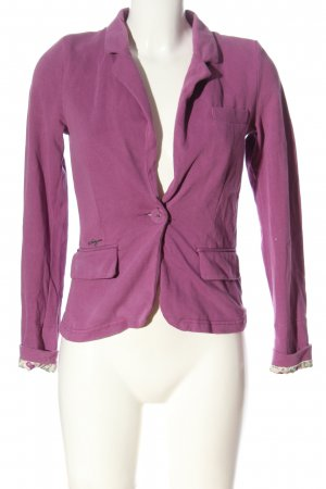 Only Sweatblazer pink Casual-Look
