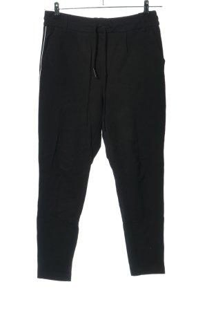 Only Pantalón deportivo negro look casual