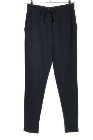 Only Spodnie dresowe niebieski W stylu casual