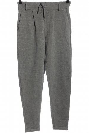 Only Sweat Pants light grey flecked casual look