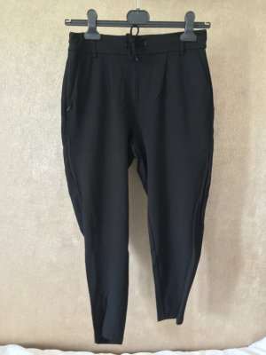 Only Sweathose Jogginghose Business schwarz Ankle Fit Gr. S