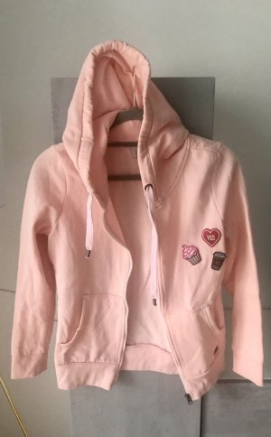 Only Sweatjacke rosa S