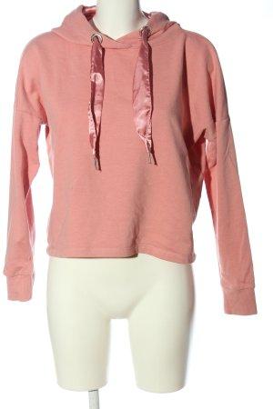 Only Sweatshirt pink Casual-Look