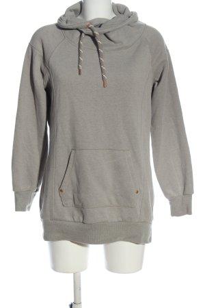 Only Sweatshirt hellgrau Casual-Look