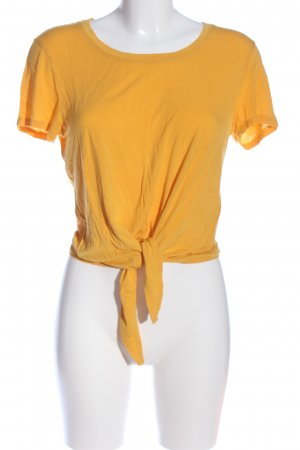 Only T-Shirt hellorange Casual-Look