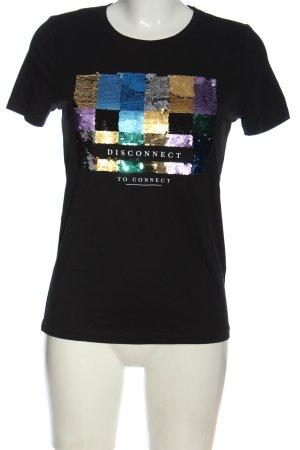Only T-shirt imprimé avec thème style décontracté