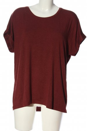 Only T-Shirt rot Casual-Look