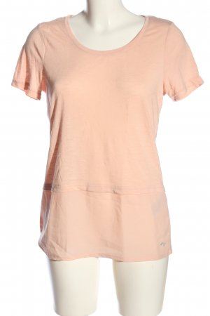 Only T-Shirt creme Casual-Look