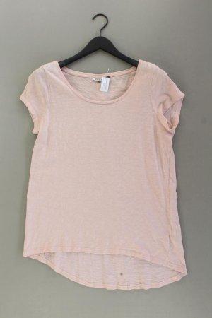 Only T-Shirt dusky pink-pink-light pink-pink cotton