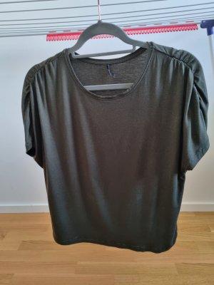 Only T-Shirt grün, Gr. S