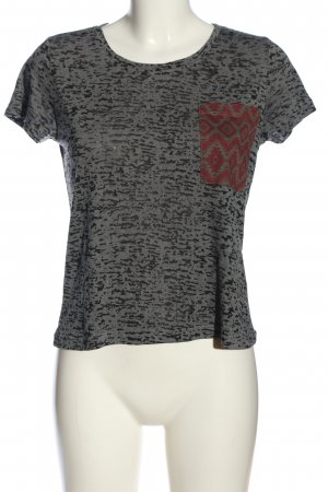 Only T-Shirt mehrfarbig Casual-Look