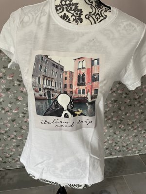 Only T-Shirt Peanuts weiß Gr. S