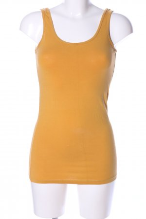 Only Tanktop hellorange Casual-Look