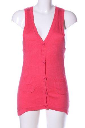 Only Camiseta sin mangas rosa estilo «business»