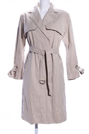 Only Trenchcoat wollweiß Business-Look
