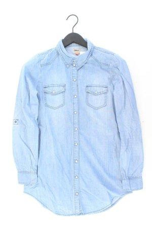 Only Tunic blue-neon blue-dark blue-azure cotton