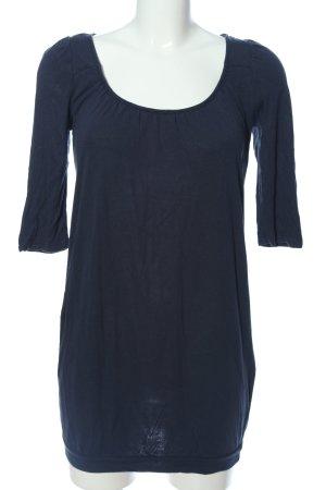 Only Tunikabluse blau Casual-Look