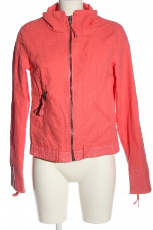 Only Übergangsjacke rot Casual-Look