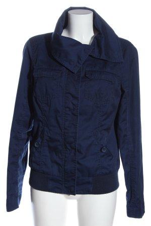 Only Übergangsjacke blau Casual-Look