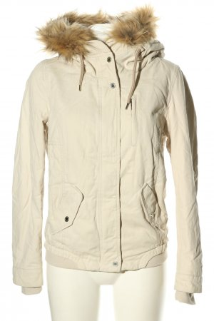 Only Übergangsjacke creme Casual-Look