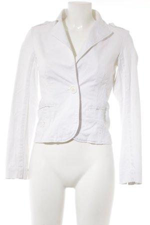 Only Kurtka przejściowa w kolorze białej wełny W stylu casual