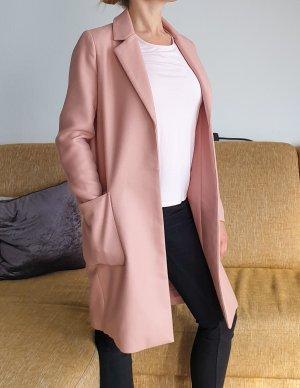 ONLY Übergangsmantel Mantel Trenchcoat Frühjahrsmantel rosa
