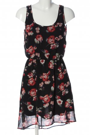 Only High Low Dress allover print elegant