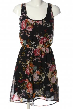 Only Vokuhila-Kleid Allover-Druck Casual-Look