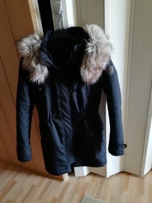 Only winterJacke lang schwarz XS