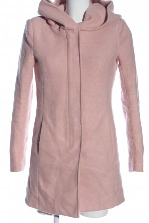 Only Wintermantel pink Casual-Look
