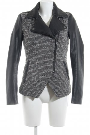 Only Wolljacke Webmuster Casual-Look