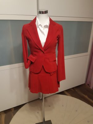 Only Ladies' Suit red