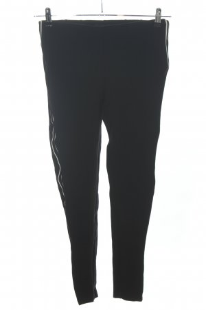 Only You Leggings black-white casual look