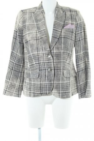 .Onorati Jersey Blazer check pattern business style