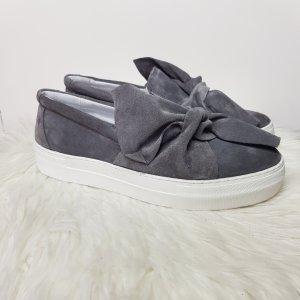 Onygo Pantofola bianco-grigio Pelle