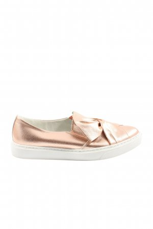 Onygo Basket slip-on rose-blanc style décontracté