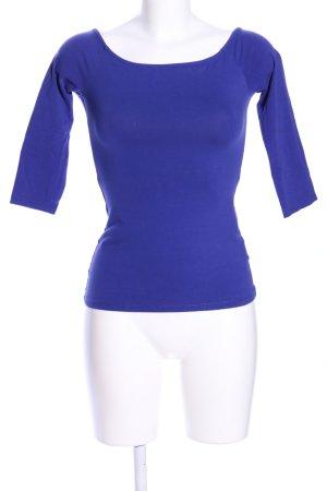 oodji T-Shirt blau Casual-Look