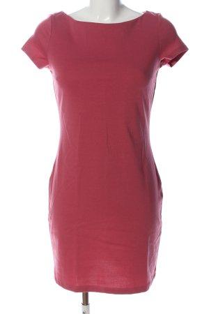 oodji ultra Kurzarmkleid pink Casual-Look