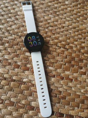Oozoo Digital Watch white-black