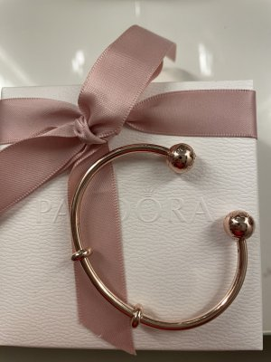 Pandora Braccialetto rosa pallido