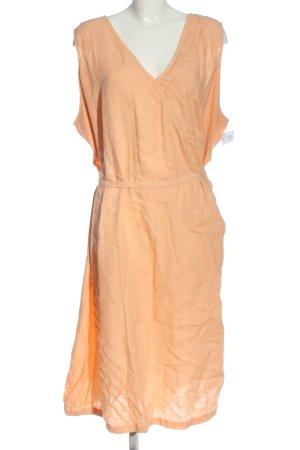 Open End Sommerkleid nude Casual-Look