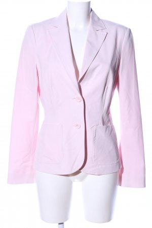 Jerseyblazer pink Casual-Look
