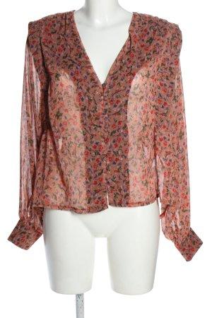 Opullence Paris Langarm-Bluse