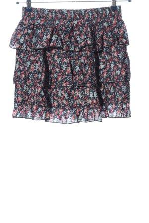 Opullence Paris Spódnica z falbanami Na całej powierzchni W stylu casual