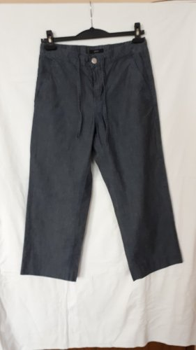 Opus 7/8 Length Jeans slate-gray-dark blue