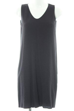 Opus A-Linien Kleid dunkelblau Business-Look