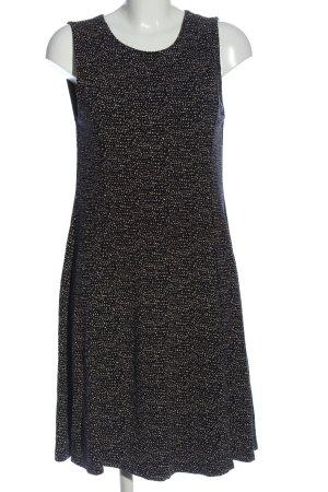 Opus A Line Dress black-nude casual look