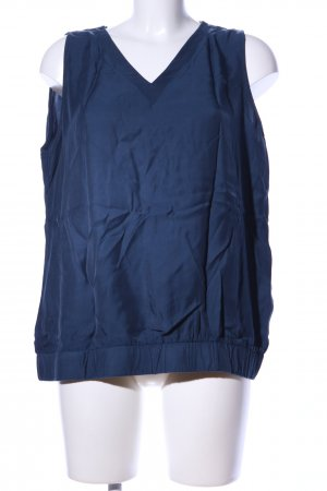 Opus Top linea A blu stile casual
