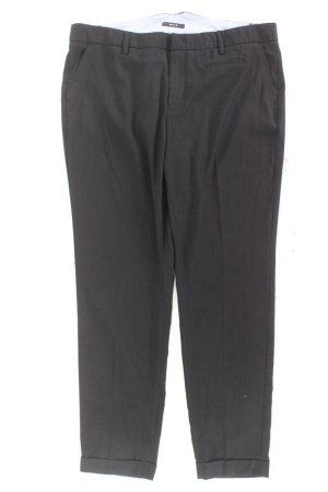Opus Pantalón de vestir negro Poliéster